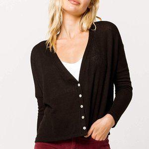 Lightweight Dolman Sleeve Oversized Sweater